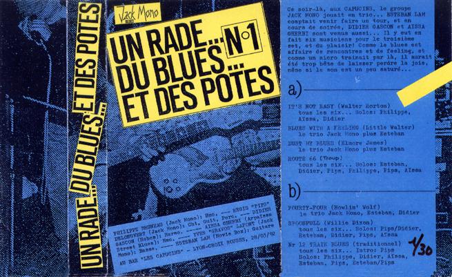 4 UN RADE DU BLUES ET DES POTES... 1