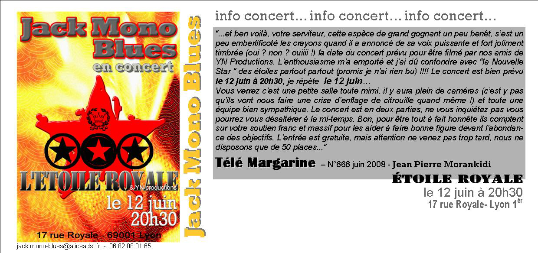 L'ETOILE ROYALE INVIT JUIN 08
