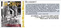 CARGO invitation