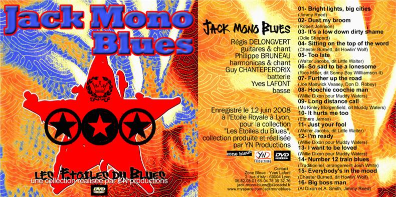 13 DVD LES ETOILES DU BLUES