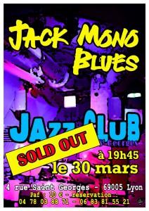 JMB JAZZ CLUB 2016 BASE sold out site