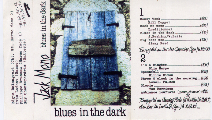 BLUES IN THE DARK JAKET site