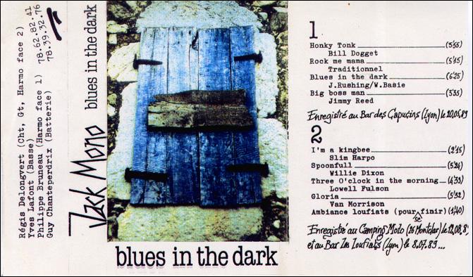 2 BLUES IN THE DARK