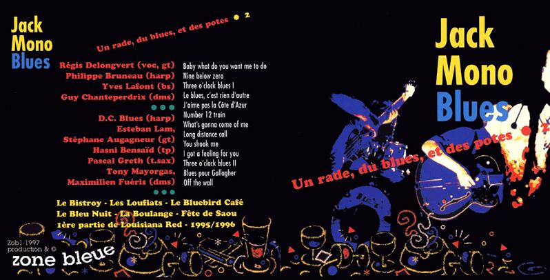 1997 - [CD] - (c) Zone Bleue - EPUISE