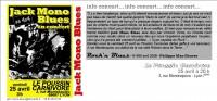 LE POUSSIN CARNIVORE invitation avril 08